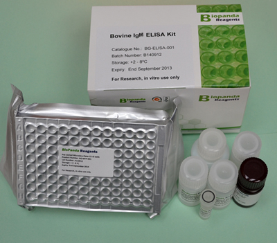 IgM ELISA test kit